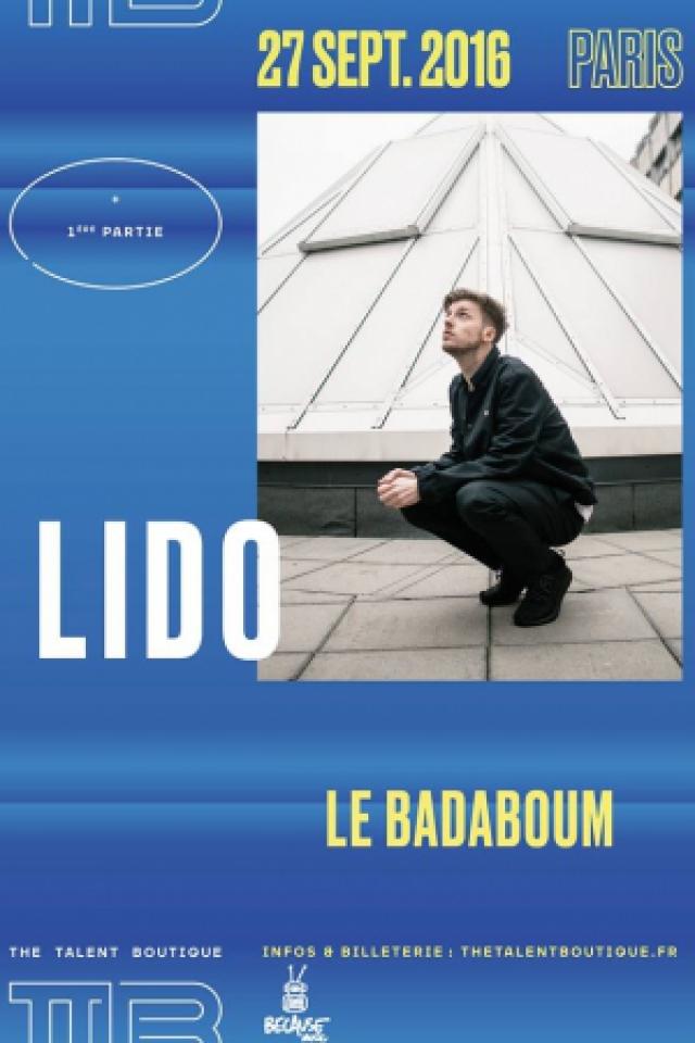 Billets LIDO - live - Badaboum
