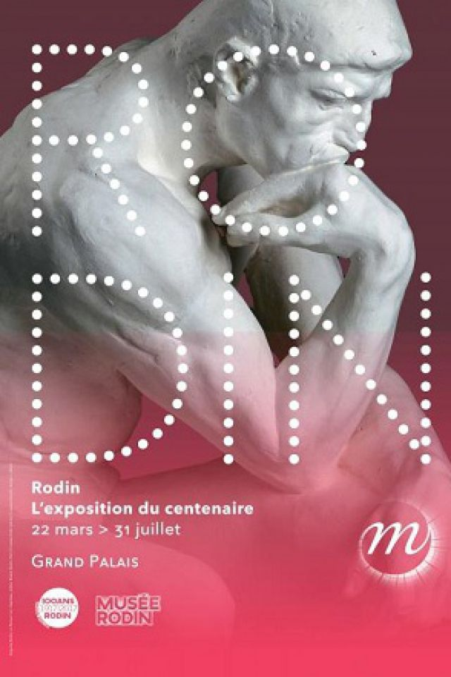 RODIN - VISITE GUIDEE @ ENTREE CLEMENCEAU - Paris