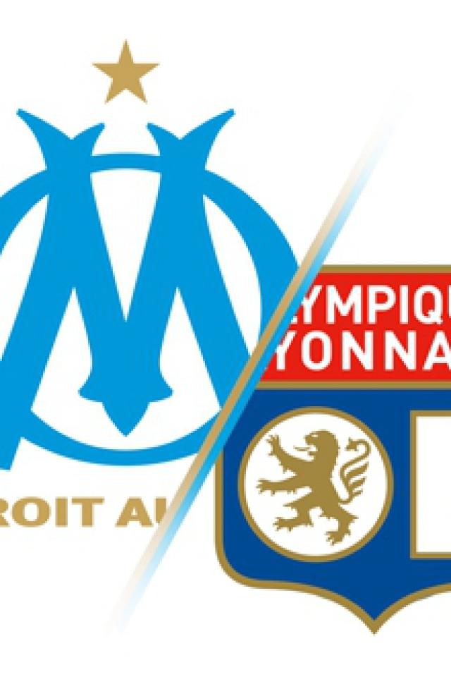 Olympique de Marseille - Olympique Lyonnais @ Orange Vélodrome - Marseille