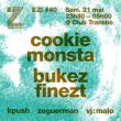 Soir�e EZ! #40 - COOKIE MONSTA, BUKEZ FINEST, KPUSH, ZEGUERMAN