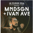 MNDSGN & IVAN AVE + LA MAMIE'S - MACHINE DU MOULIN ROUGE