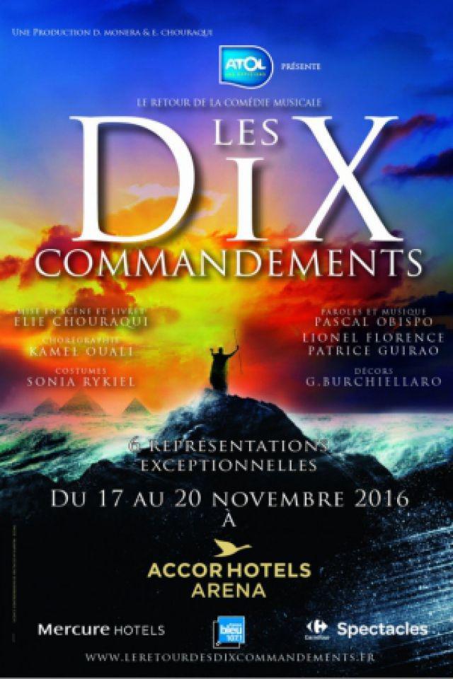 DIX COMMANDEMENTS @ ZENITH SUD - Montpellier
