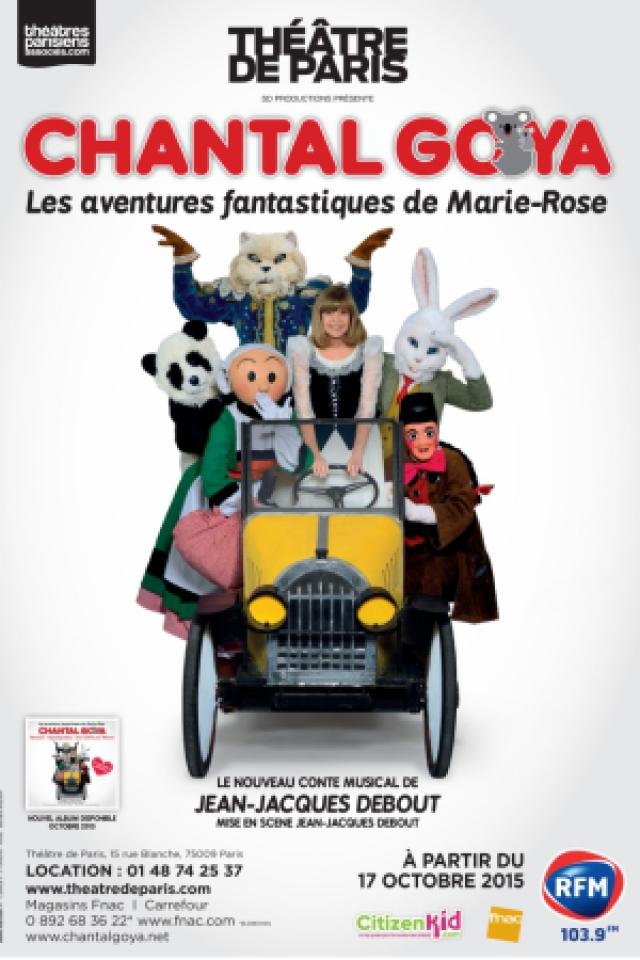 CHANTAL GOYA @ LE SILO - MARSEILLE