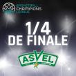Match ASVEL - TENERIFE à Villeurbanne @ Astroballe - Billets & Places