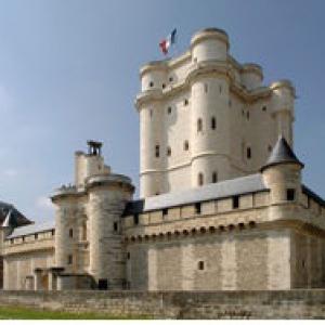 CHATEAU DE VINCENNES @ Château de Vincennes - Vincennes