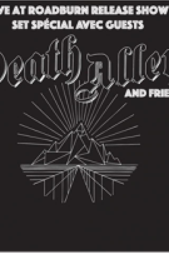 Concert Death Alley [Release show] x Vodun x Ducktape / PARIS à PARIS 19 @ Glazart - Billets & Places
