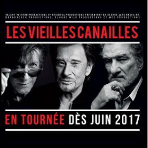 Concert Les Vieilles Canailles