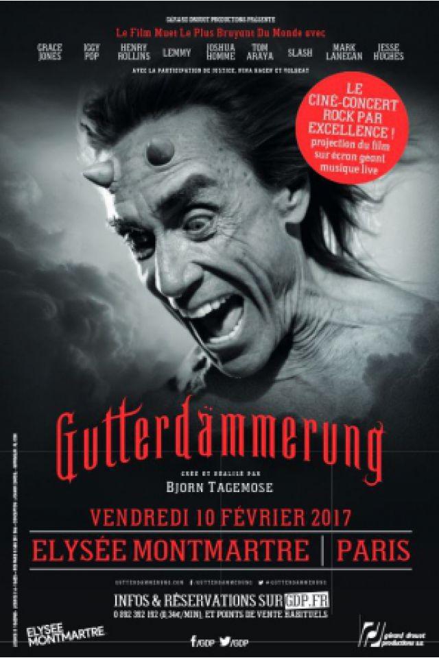 GUTTERDÄMMERUNG @ ELYSEE MONTMARTRE - PARIS