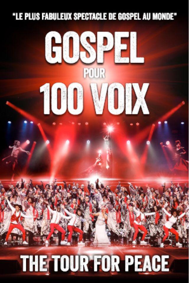 GOSPEL POUR 100 VOIX @ ZENITH NANTES METROPOLE - Saint Herblain