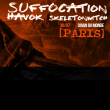 Concert Suffocation + Havok + Skeletonwitch