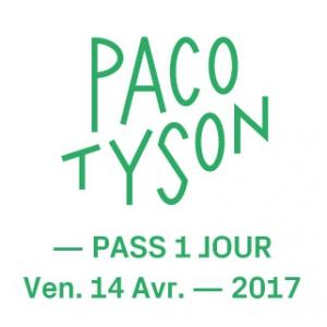 FESTIVAL PACO TYSON - NUIT 1 @ Site Chantrerie-Grandes Ecoles - NANTES