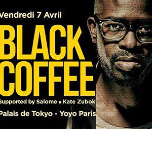 Soirée Black Coffee - Long Set in Paris
