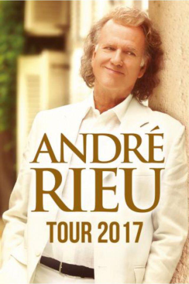 ANDRE RIEU - TOUR 2017 @ Zenith de Strasbourg - Europe - Eckbolsheim-Strasbourg