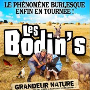 LES BODIN'S GRANDEUR NATURE @ Le Liberté - RENNES