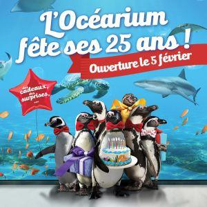 VISITE DE L'OCÉARIUM - AQUARIUM DU CROISIC @ Océarium du Croisic - Le Croisic