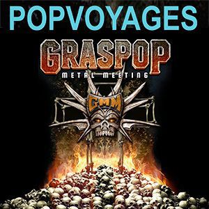 GRASPOP 2017 DEPART PARIS @ BUS POPVOYAGES DEPART PARIS - PARIS