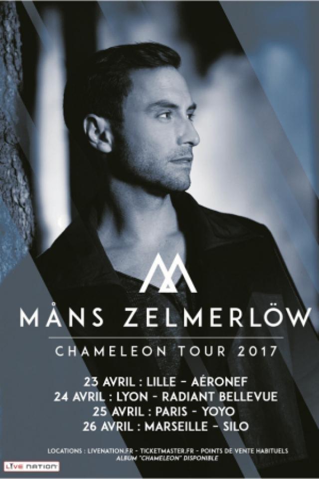MANS ZELMERLOW @ LE SILO - MARSEILLE