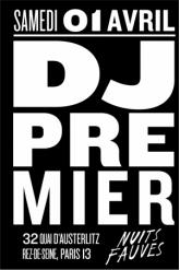 Soirée DJ Premier & Thelonious Martin
