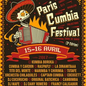 Concert PARIS CUMBIA FESTIVAL