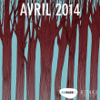 Carte B COMME CLUB - AVRIL 2014 @ L'Espace B, PARIS - Du 01 au 30 Avril 2014