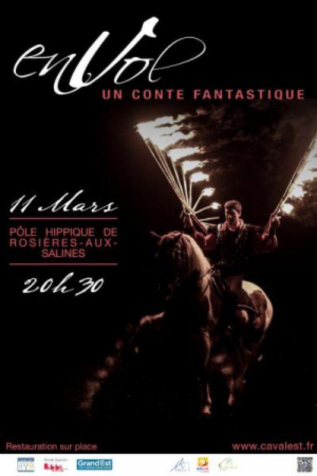 ENVOL @ Pôle Hippique de Lorraine - ROSIÈRES AUX SALINES