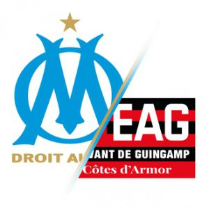 Olympique de Marseille - EA de Guingamp @ Orange Vélodrome - Marseille