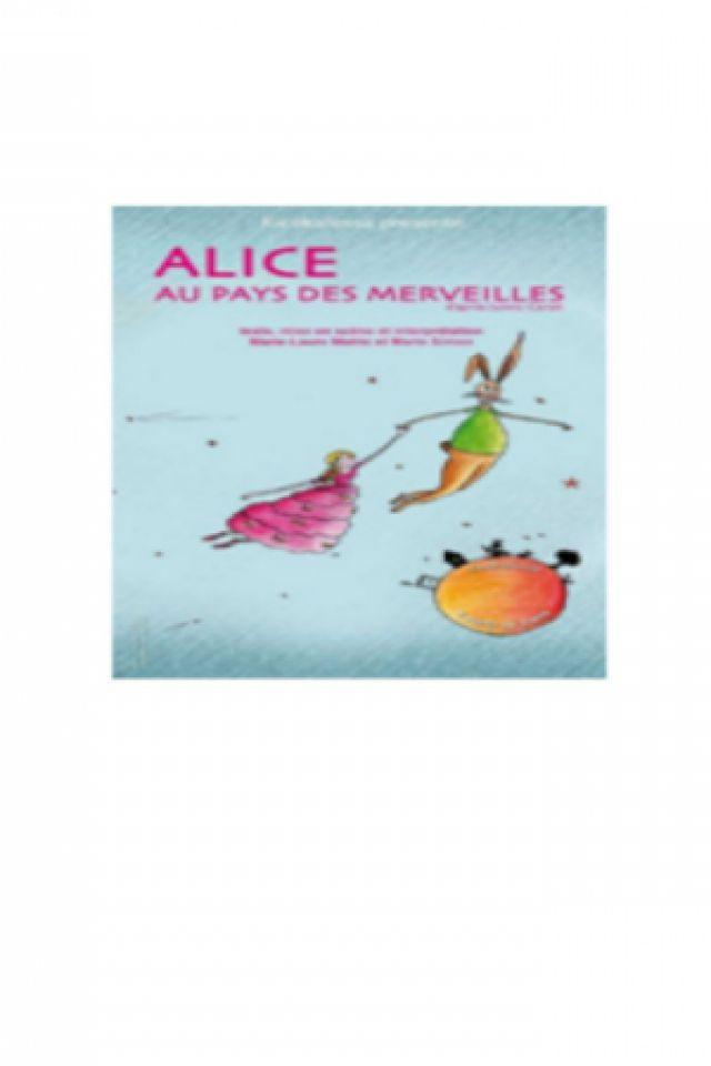 Alice au pays des merveilles @ Essaïon Théâtre - Paris