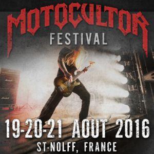 Offre promo Motocultor Festival 2016 - PASS 3 JOURS à Saint Nolff @ Site de Kerboulard - Billets & Places