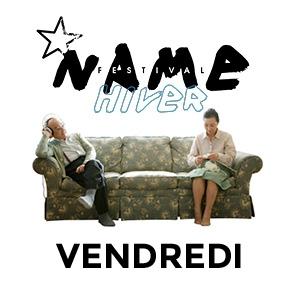 NAME D'HIVER 2017 - VENDREDI 3 MARS @ LA CONDITION PUBLIQUE - ROUBAIX