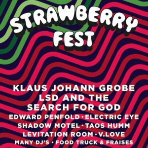 Concert STRAWBERRY FEST!