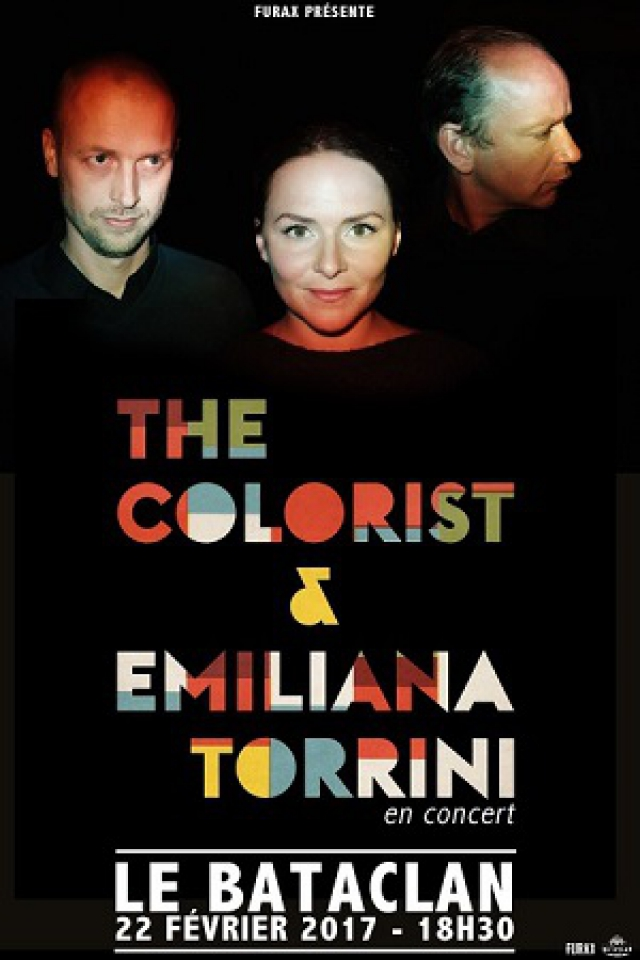 EMILIANA TORRINI & THE COLORIST @ LE BATACLAN - PARIS