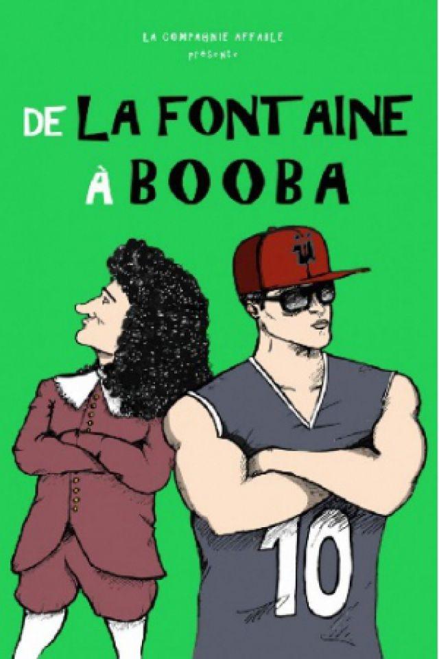 De La Fontaine à Booba @ Théâtre de Poche Graslin - NANTES