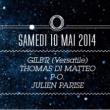 Soirée Missive Nite : Gilb'r à PARIS @ Badaboum - Billets & Places