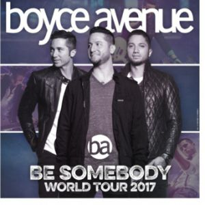 Concert Boyce Avenue
