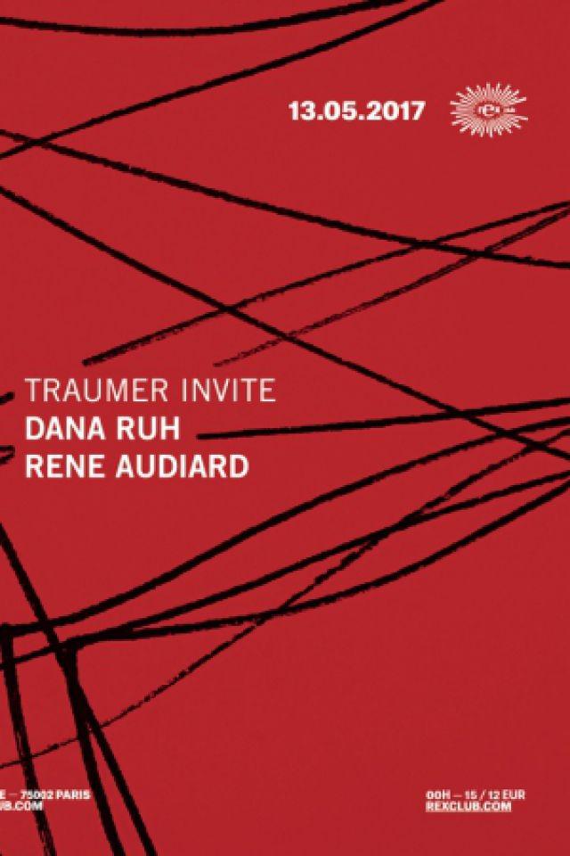 TRAUMER INVITE  @ Le Rex Club - PARIS