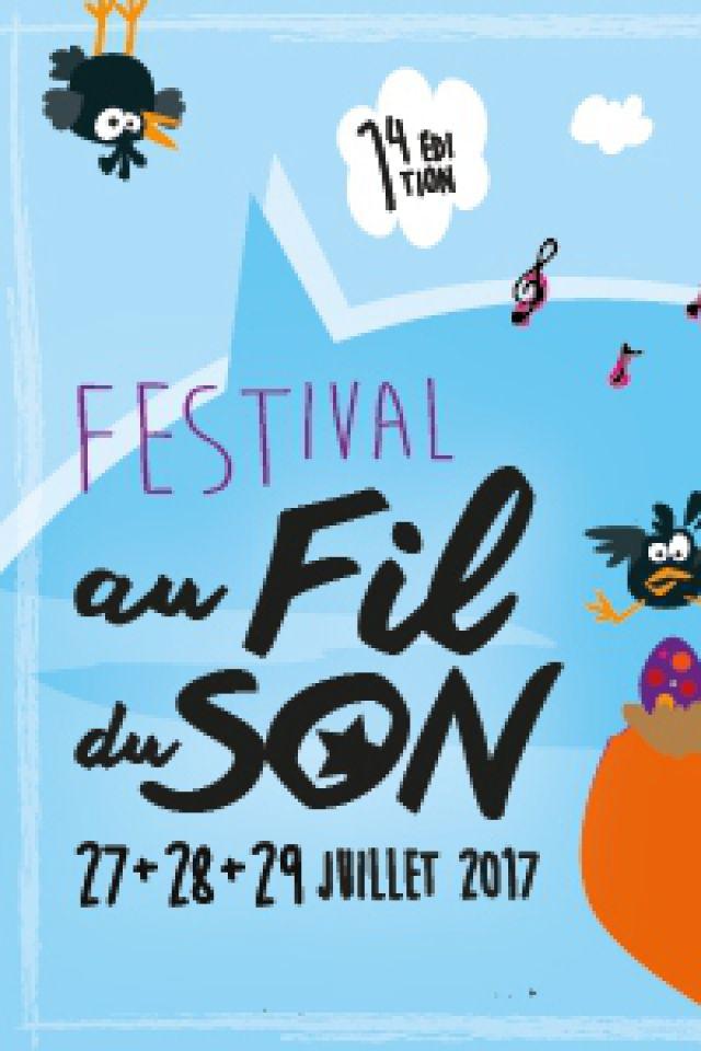 Festival au fil du son 2017 manu chao wax tailor for Parc expo angouleme