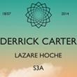 Soirée LES JARDINS SUSPENDUS : DERRICK CARTER, LAZARE HOCHE, S3A à PARIS @ Showcase - Billets & Places