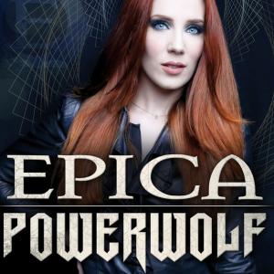 EPICA/POWERWOLF + T-SHIRT POWERWOLF