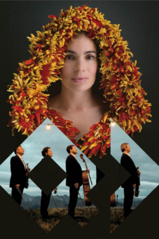 YAEL NAIM & LE QUATUOR DEBUSSY @ Opéra National de Lorraine - Nancy