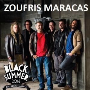 Concert  ZOUFRIS MARACAS + CHRISTINE SALEM + SAGES COMME DES SAUVAGES