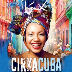 Spectacle CIRKACUBA - CIRQUE PH�NIX
