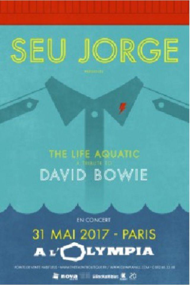 SEU JORGE  @ L'Olympia - Paris
