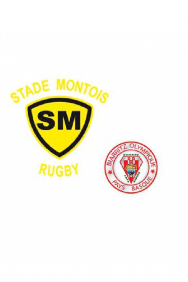 SMR / BIARRITZ @ Stade Guy Boniface - Mont de Marsan