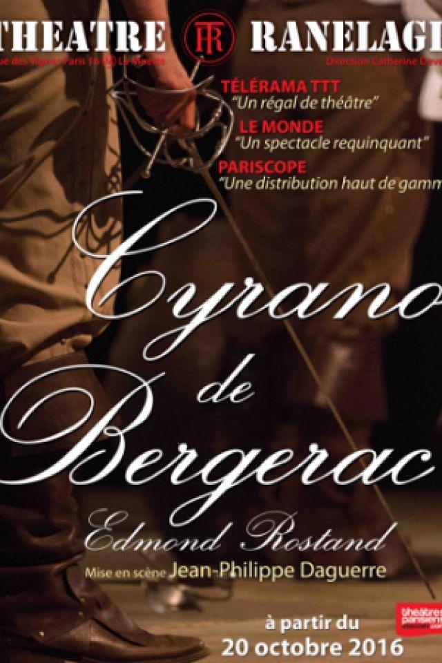 Cyrano de Bergerac @ Théâtre le Ranelagh - Paris