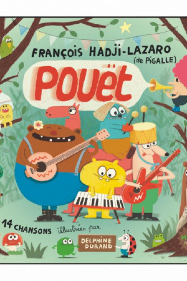 """François Hadji-Lazaro & Pigalle - """"Pouët"""" (Concert Jeune Public) @ La Maroquinerie - PARIS"""