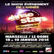 Spectacle DANSE AVEC LES STARS - LA TOURNEE @ Le Dôme, Marseille - 19 Janvier 2014