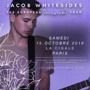 Concert JACOB WHITESIDES