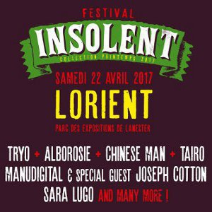 "Festival Festival insolent ""collection printemps"" 2017"