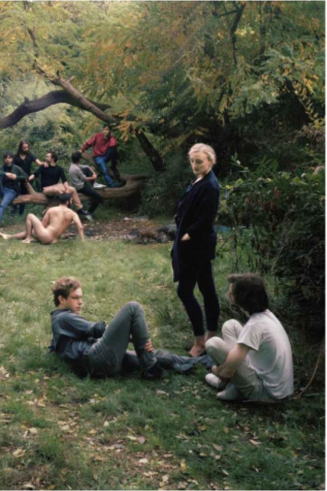 Blandine Rinkel & Catastrophe - « L'Abandon » @ Maison de la poésie - PARIS