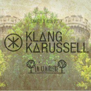 KLANGKARUSSELL DANS LE BOIS @ LA CLAIRIÈRE - PARIS